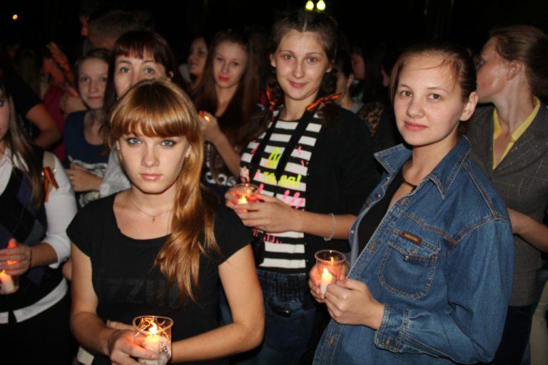 Торжественное шествие памяти, посвящённое 70-й годовщине окончания II Мировой войны