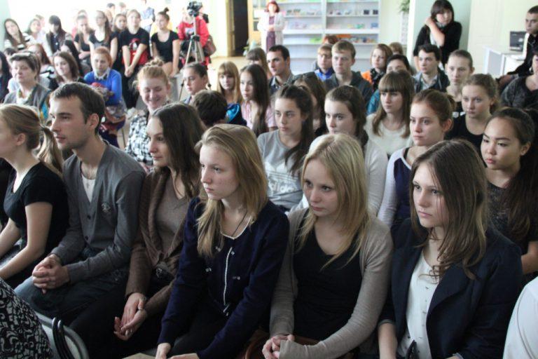 Литературная дискуссия «Нужны ли нам сегодня стихи Сергея Есенина?»