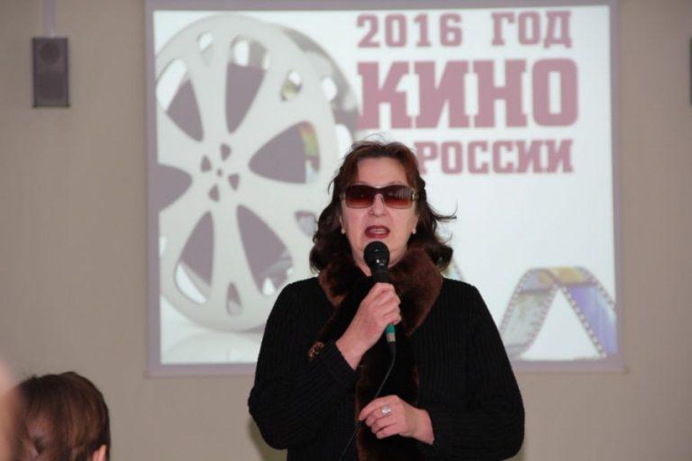 2016 год – Год российского кино! Неделя киноискусства – «Наше старое доброе кино. Советский кинематограф».