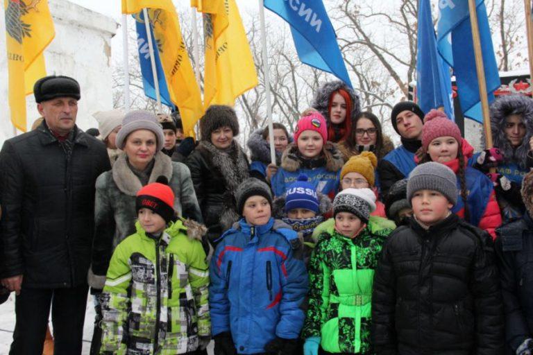 Участие студентов  в  памятном мероприятии на Волочаевкой сопке