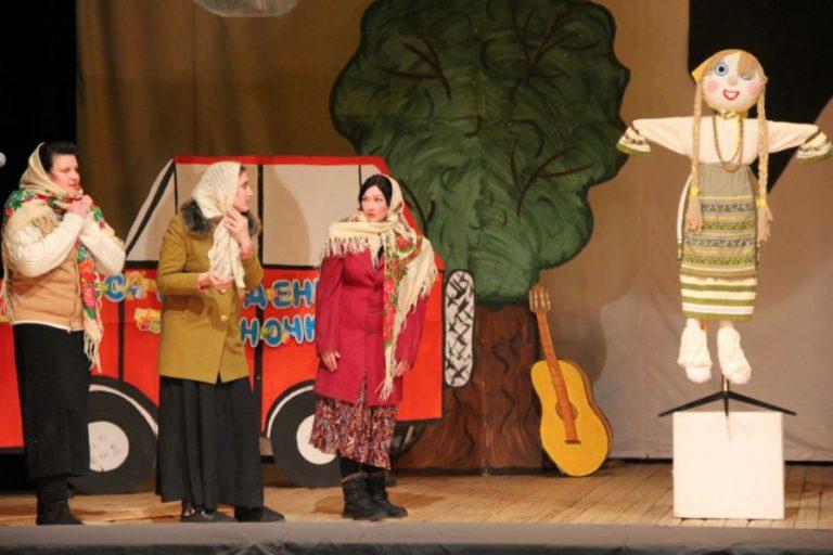 Театрализованная конкурсно-развлекательная программа,  посвящённая Дню Защитника Отечества  «Деревенский детектив, или, берегите, женщины мужчин!»