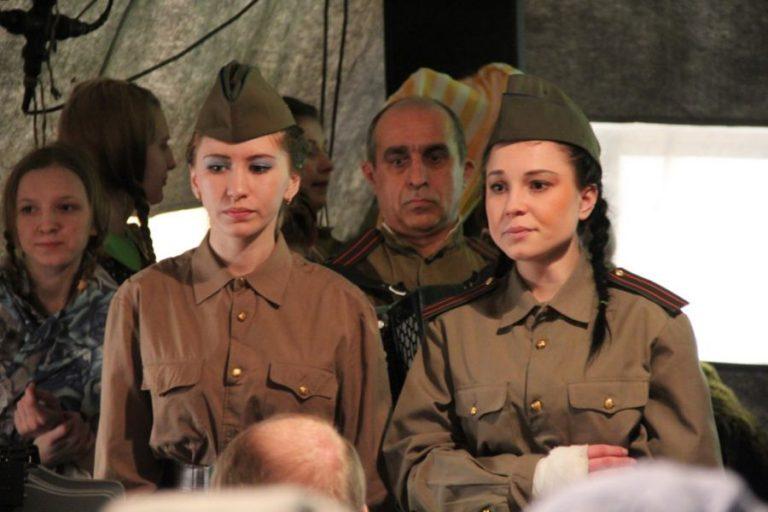 Военно-исторический фестиваль «Защитник Отечества – связь времен!