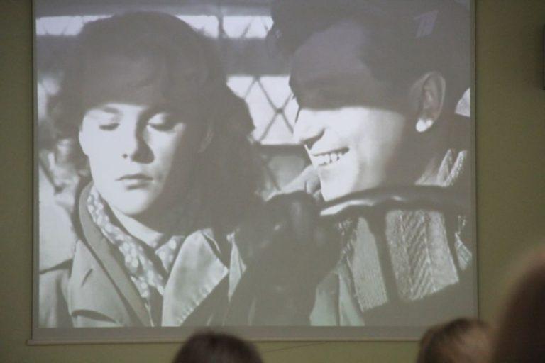 Кино-лекторий «Юбилеи отечественных фильмов