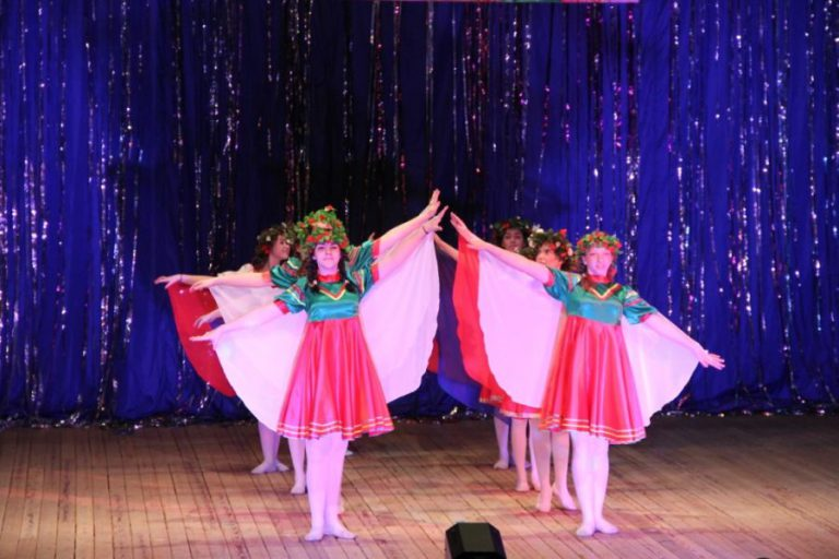 Областной фестивальный марафон хореографических коллективов учреждений социальной сферы сельской местности  Еврейской автономной области   «Шаг вперед»