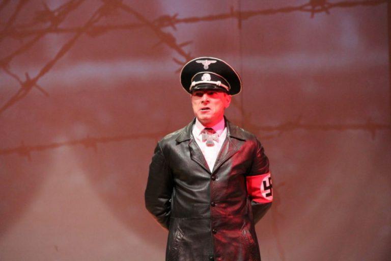 Публицистическое  представление  «Варшавский набат»
