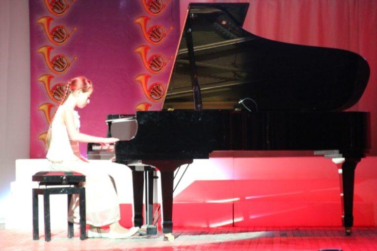 Гала–концерт IX межрегионального фестиваля «Юные дарования»