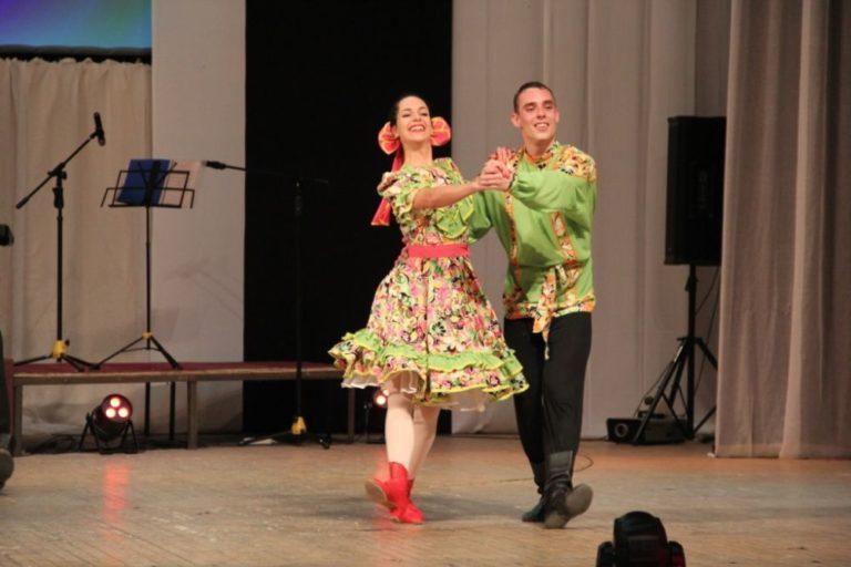 Юбилейный концерт ансамбля танца «Овация» и юбилей бессменного руководителя Ольги Борисовны Степановой