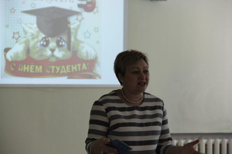 День Российского Студенчества в колледже культуры
