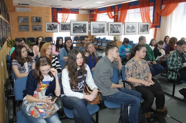 Празднование дня Российских Студенческих Отрядов