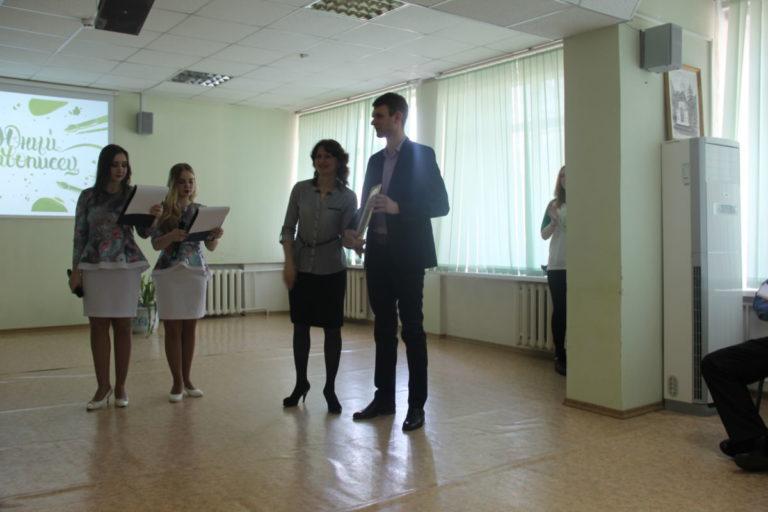 Церемония награждения участников VIII Регионального конкурса «Юный живописец»
