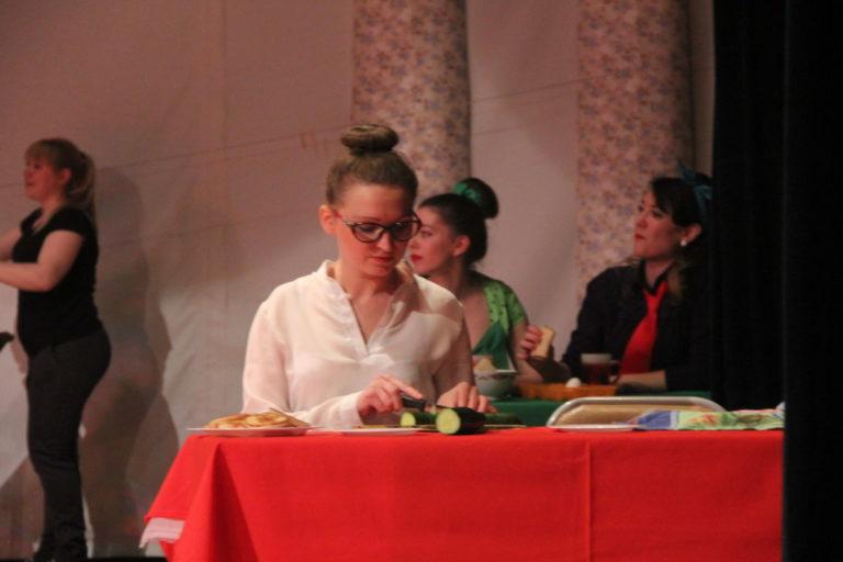 Итоговая квалификационная работа по режиссуре «Ностальгия по СССР» студентов специальности «Социально-культурная деятельность»