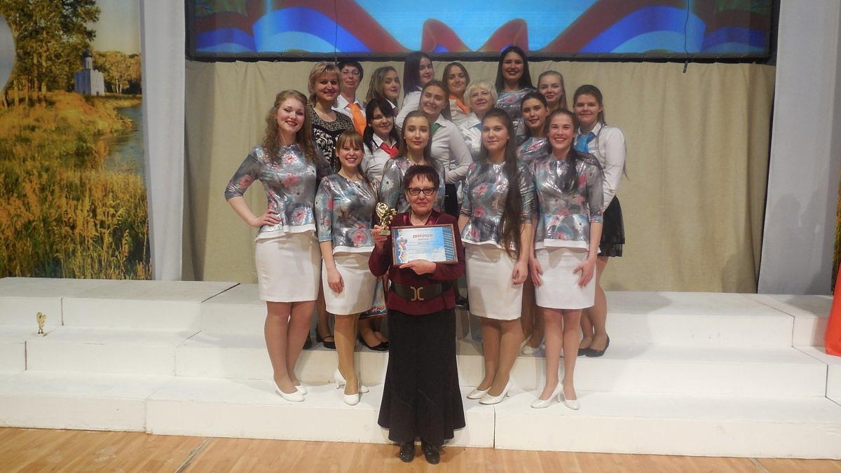 Гала-концерт регионального фестиваля патриотической песни «Виват, Россия!»