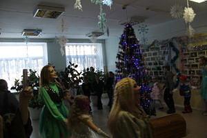 Волшебное новогоднее представление