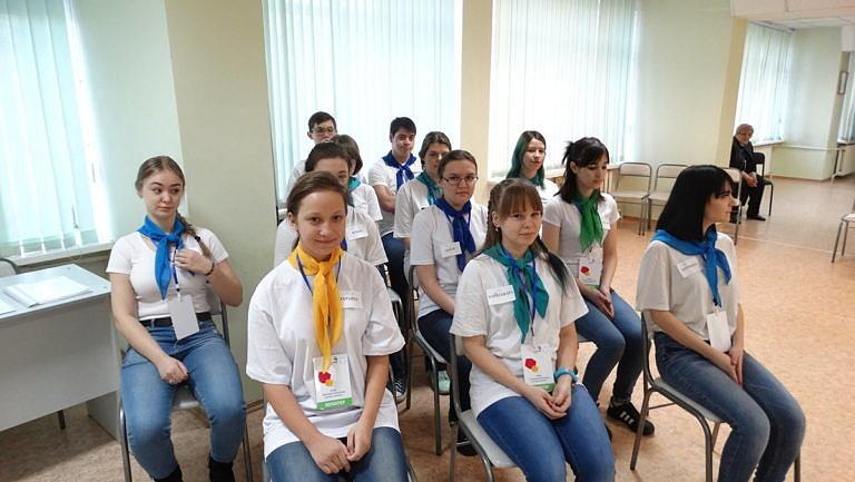 Конкурсные занятия I Регионального чемпионата «Молодые профессионалы» (WorldSkills Russia)