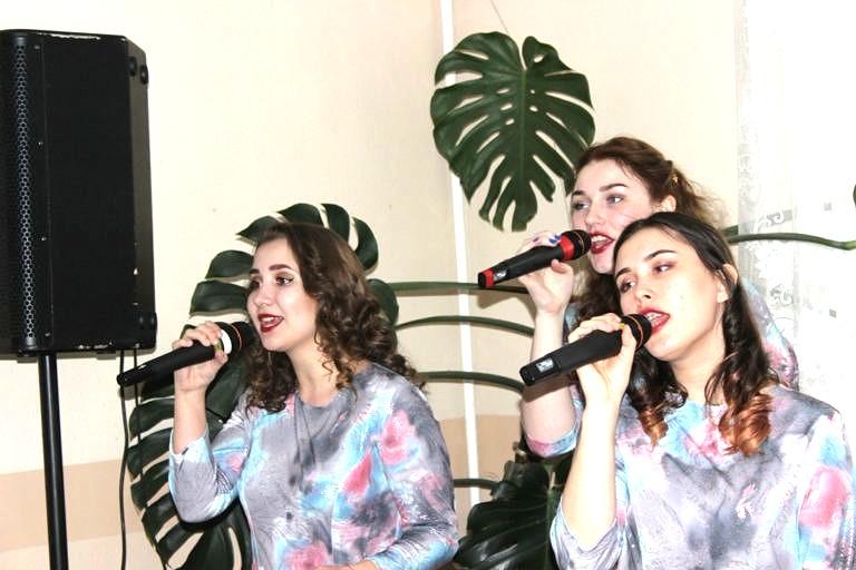 Концерт для жителей города  — 18 Марта 2018г.