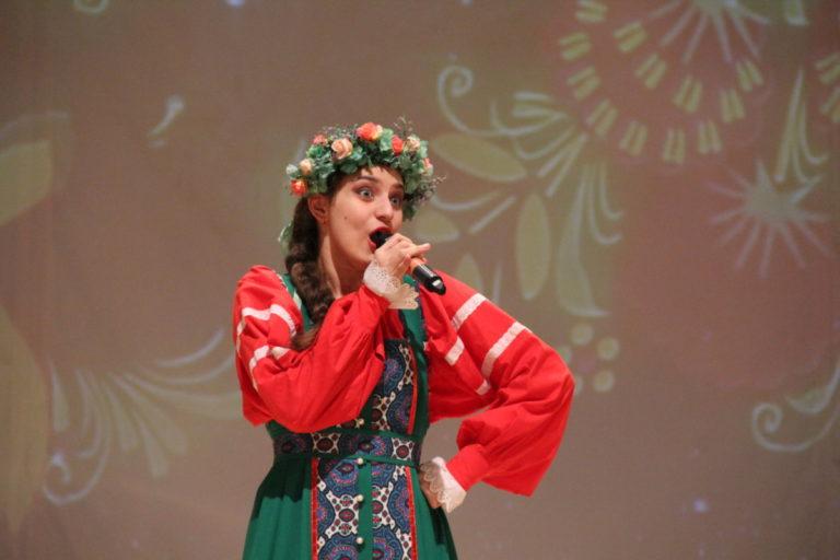 Отчетный концерт колледжа «Разукрасим мир добром!»