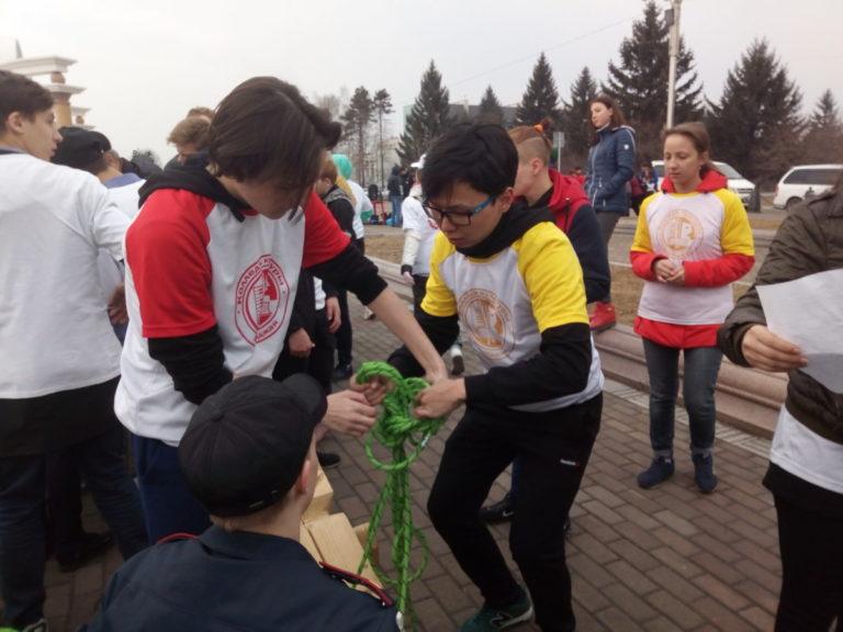 «День здоровья по-волонтерски»