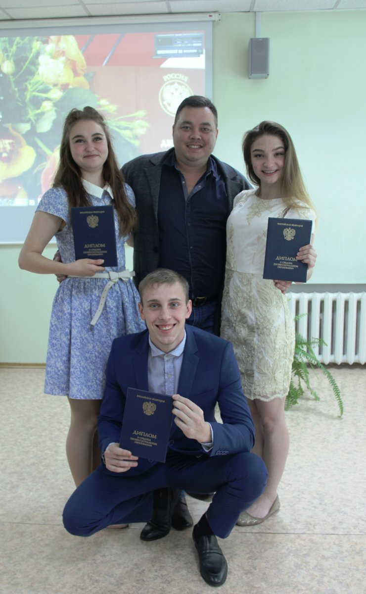 «В добрый путь выпускники 2018г.»