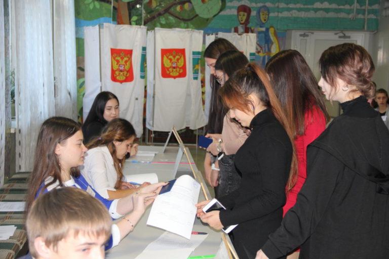 01 ноября 2018г года в ОГПОБУ «Биробиджанский колледж культуры и искусств» состоялись Выборы Председателя Студенческого совета