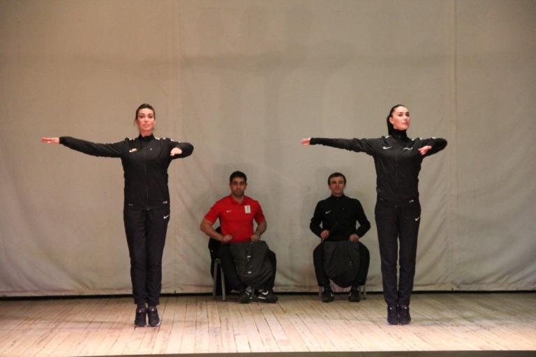 Государственный академический Заслуженный ансамбль танца Дагестана «Лезгинка» в гостях у студентов Биробиджанского колледжа культуры и искусств