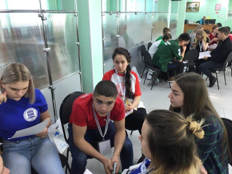 Студенты колледжа приняли участие в тренингах Дальневосточного фестиваля-конкурса вожатского мастерства «Мастер своего дела»