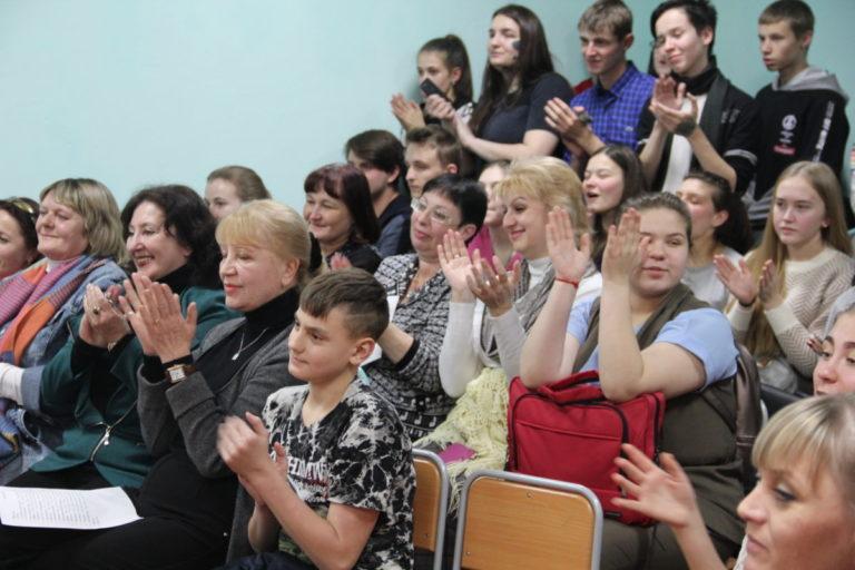 Экзамен по режиссуре студентов заочного отделения