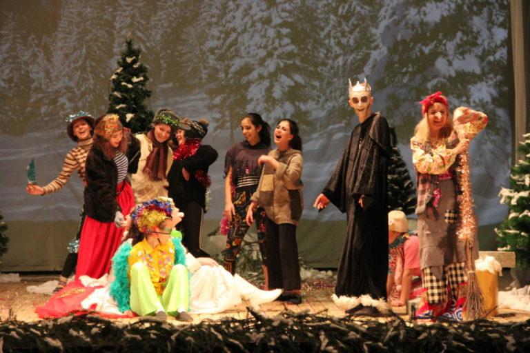«Новогодние приключения Царицы Будур»