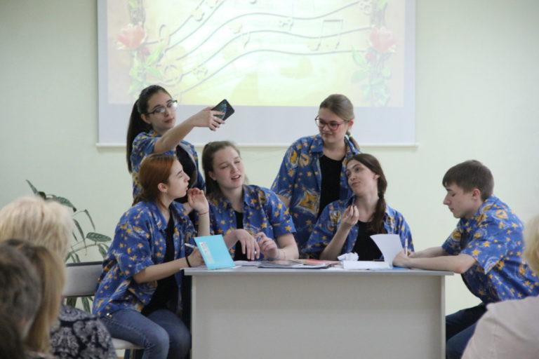 Торжественное мероприятие, посвященное Дню работника культуры состоялось в колледже культуры и искусств