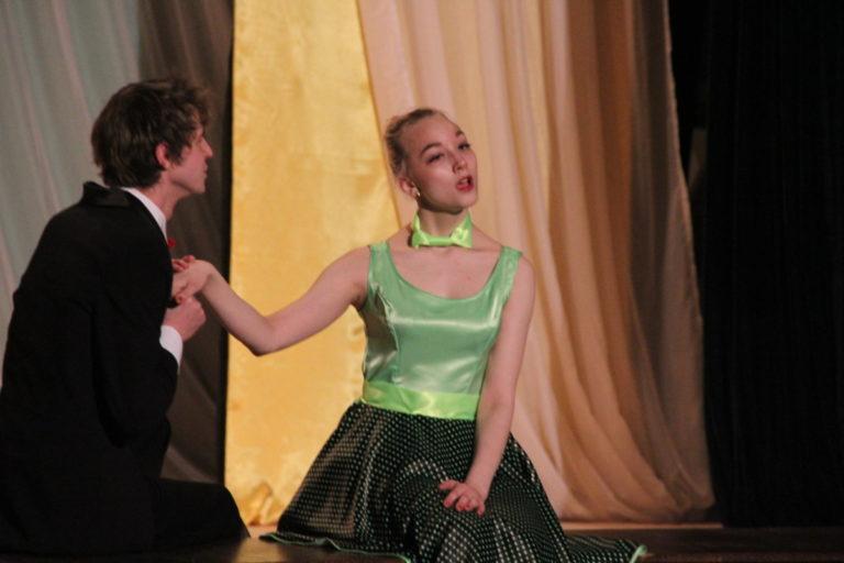 Концерт – капустник «Про жизнь, театр и любовь»