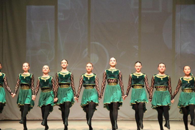 «О, танец! Ты — мечты моей стремленье»!