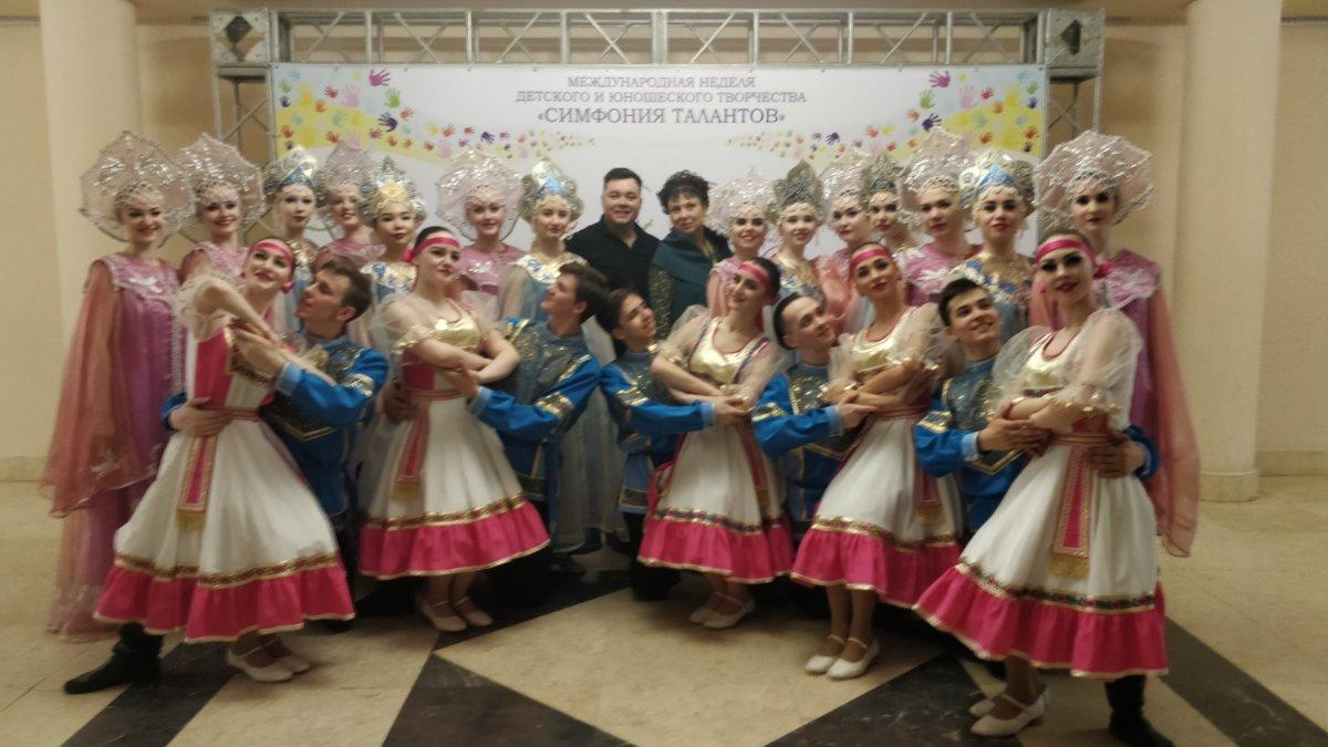 Дипломами I степени Международного конкурса хореографического творчества «Vladdancecity- 2019» награжден ансамбль танца «Овация»