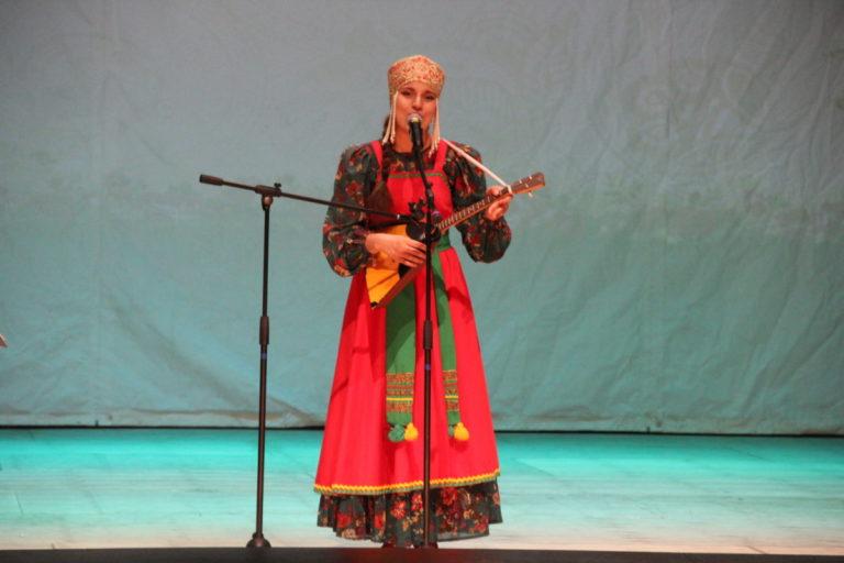 Сольный концерт Светланы Мацневой