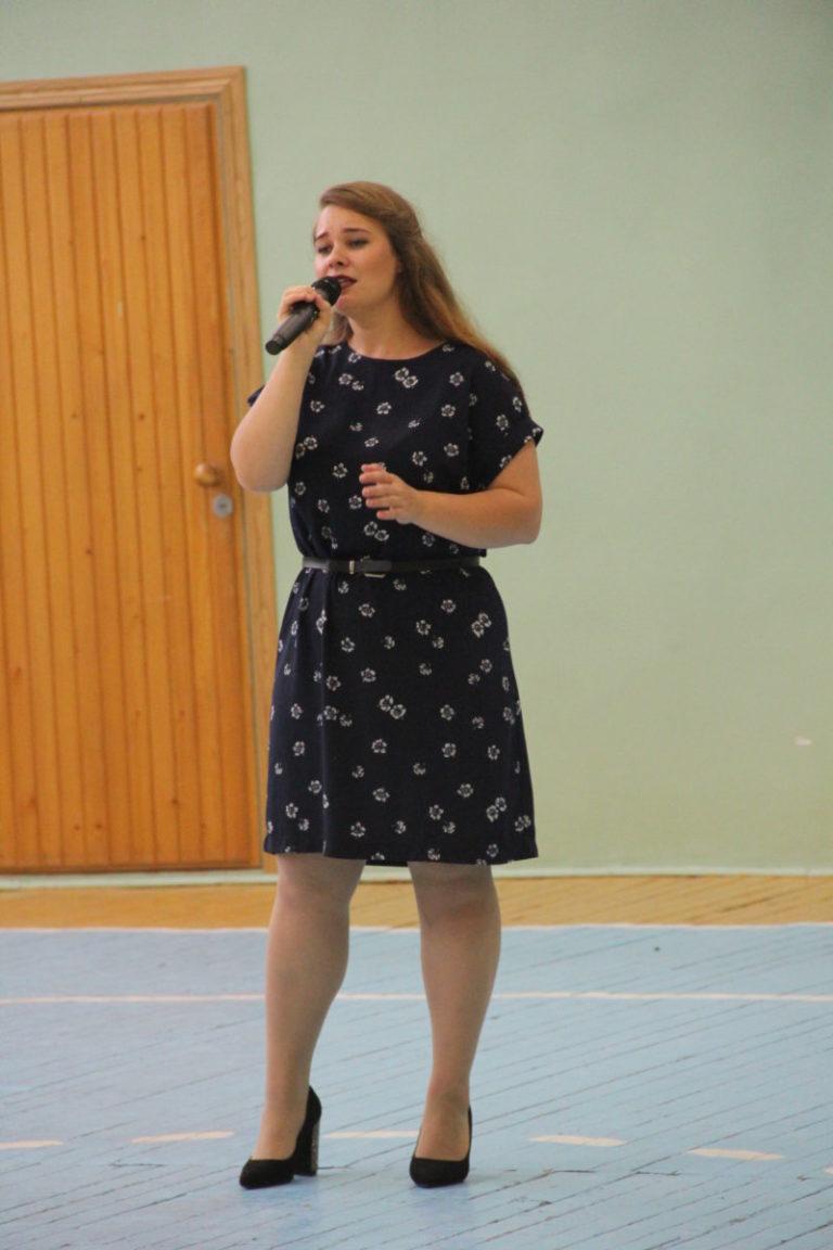 Праздничный концерт подарили жителям города творческие коллективы колледжа в Единый день голосования