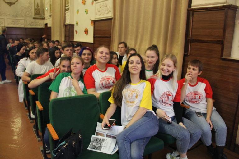 «Профессиональный selfi-забег для учащихся общеобразовательных организаций»