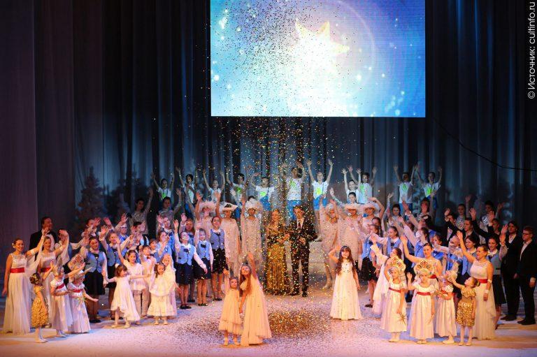 Продолжается прием заявок на VI Всероссийский конкурс-фестиваль искусств «Рождественские огни»