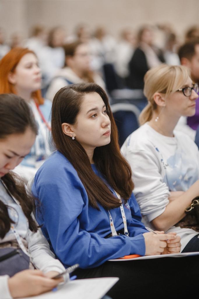 Сабрина Давлятова представляла Еврейскую автономную область на семинар-совещании Всероссийского движения «Волонтеры Победы» в г. Москва