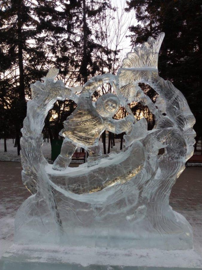 О проведении III Международного конкурса ледовых скульптур «Хрустальная менора»