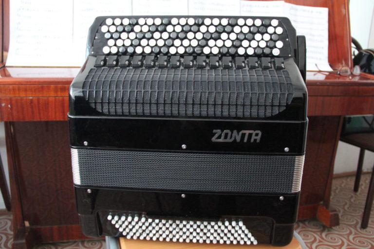 Для Биробиджанского колледжа культуры и искусств закуплены новые музыкальные инструменты