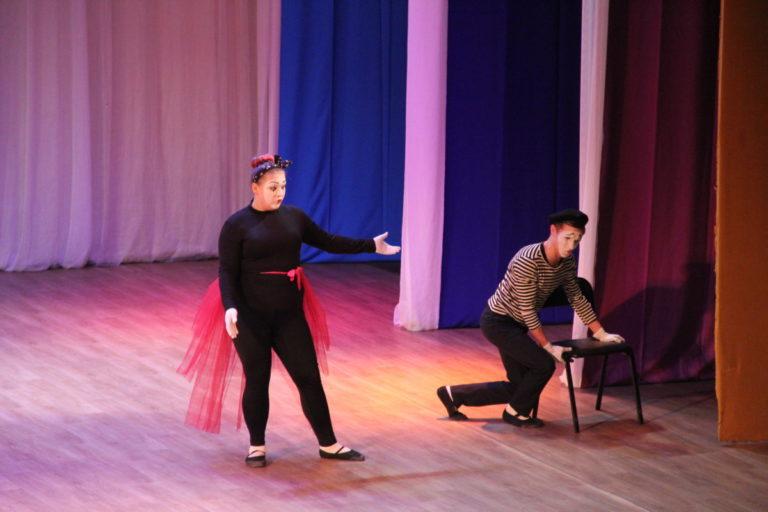 Студенты колледжа — Победители театрального направления творческой площадки «Территория ярких» Регионального фестиваля «Студенческая зима – 2019»