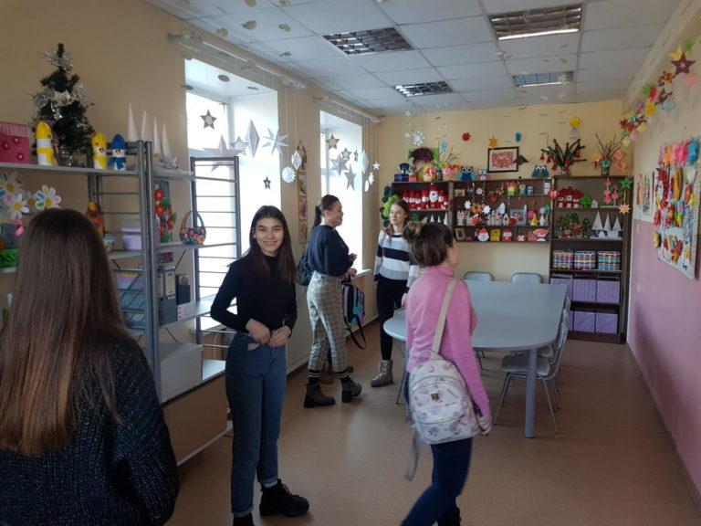 Экскурсия в Центр МОСТ