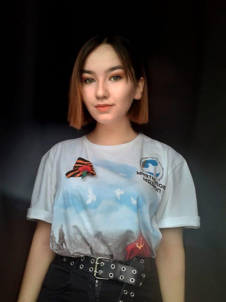 Всероссийская акция Георгиевская ленточка 2020