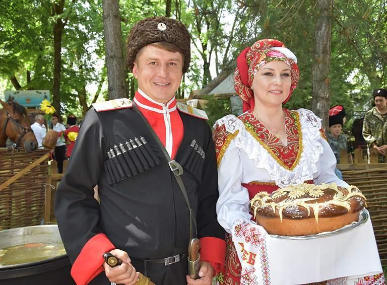 XXIX Межрегиональный фестиваль казачьей культуры в Республике Адыгея