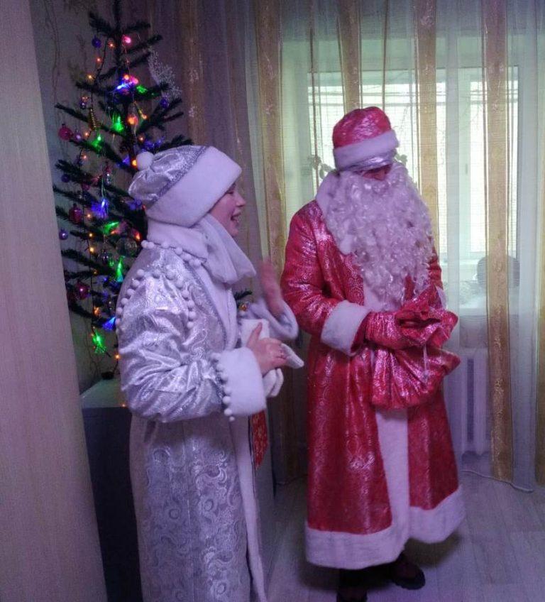 Каждый может стать Дедом Морозом!
