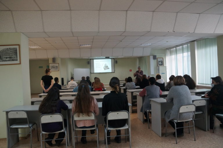 Проект «Школа Юного эколога» в Биробиджанском колледже культуры и искусств!