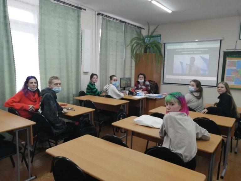 Участие во Всероссийской исторической интеллектуальной игре «1418»приняли студенты колледжа