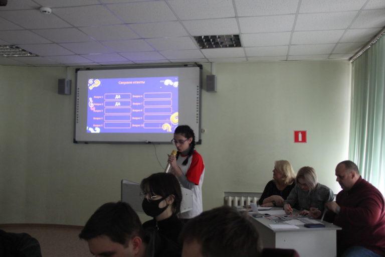 Интеллектуальная игра «Студенческий квиз»