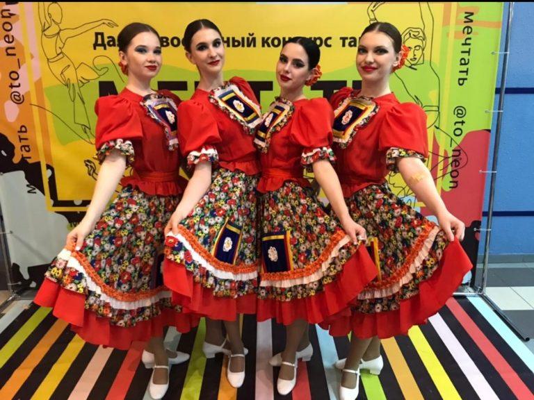 Дипломы Лауреатов I степени завоевал ансамбль танца «Овация» на VIII Дальневосточном конкурсе танца и творчества «Мечтать» в г. Владивосток