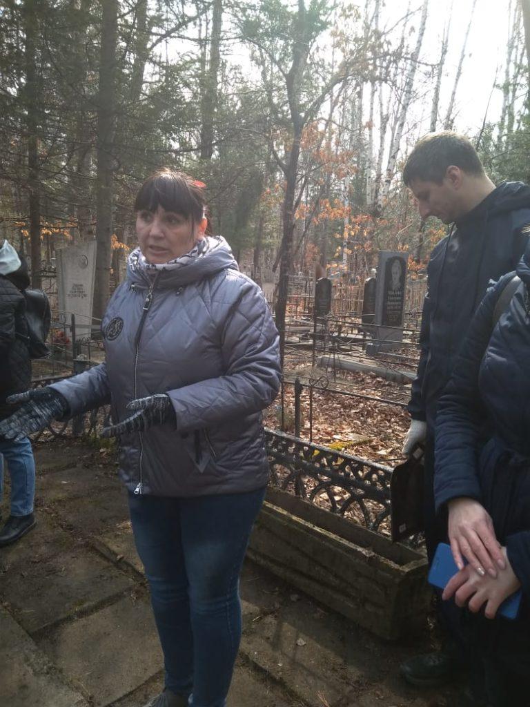 Волонтеры культуры колледжа приняли участие во Всероссийском дне заботы о памятниках истории и культуры