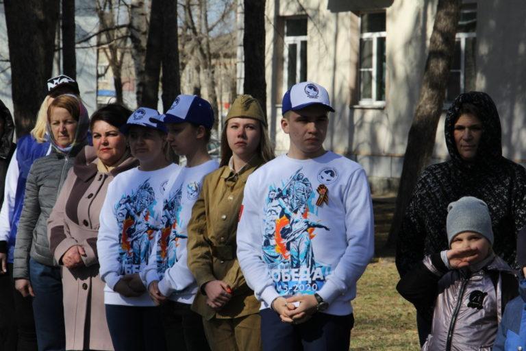 Участие в автопробеге «Путь к Победе на Дальний Восток» приняли волонтеры Победы