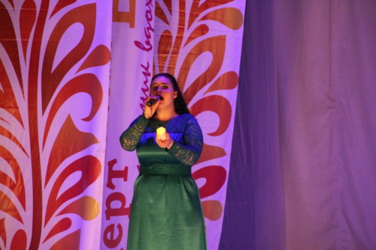 Отчетный концерт «Россия была, Россия есть, Россия будет!» ансамбля танца «Овация»